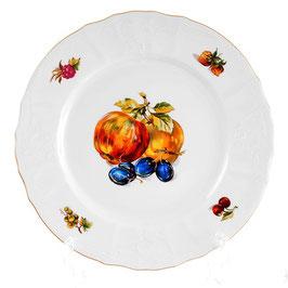 Набор подстановочных тарелок Bernadotte ФРУКТЫ 25 см