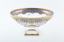 Ваза для фруктов Astra Gold NATALIA BLUE 30 см