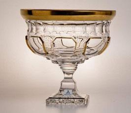 Хрустальная ваза для фруктов ARNSTADT КЛАССИК 24 см ( артикул МН 17452 В )