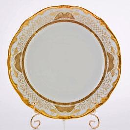 Набор подстановочных тарелок Weimar СИМФОНИЯ ЗОЛОТАЯ 26 см ( артикул МН 25182 В )