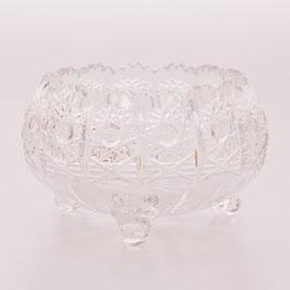 Хрустальная ваза для конфет Bohemia Crystal 10 см