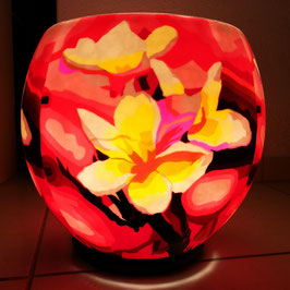 Tischlampe Magnolie XXL