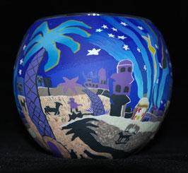 Kerzenglas Bethlehem