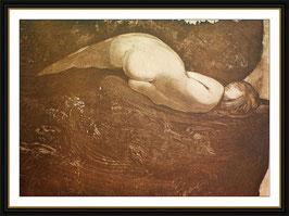 Ernst Fuchs - Nixe