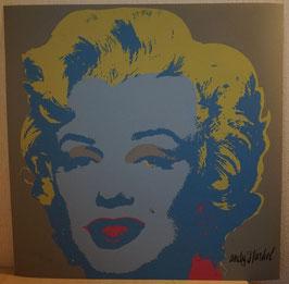 """"""" Marilyn Monroe """" von Andy Warhol"""