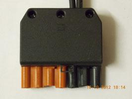 01. Stecker für Brenner 7-polig