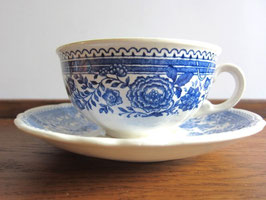 sold out> Villeroy&Boch カップ&ソーサー no.854