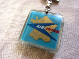 sold out> AIR INTER キーホルダー no.1696
