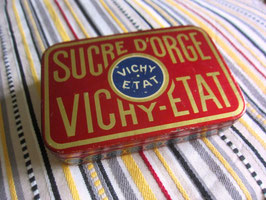 sold out> ティン缶 Vichy Etat no.1565