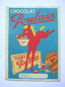 sold out> プロテージュ・カイエ chocolat Poulain no.1000