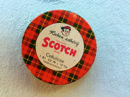 sold out> SCOTCH プティ・ティン缶 no.1906