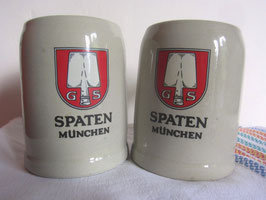 sold out> SPATEN ビール・ジョッキ no.1733