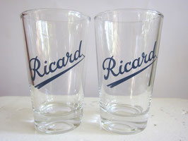 sold out> Ricard リカール・プチグラス セット no.783