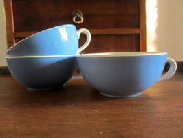 sold out> Villeroy&Boch 3カップ・セット no.1077