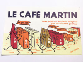 sold out> LE CAFE MARTIN  no.2518c