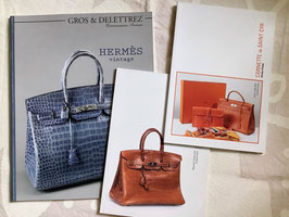 sold out> Hermès オークション・カタログ no.3073b