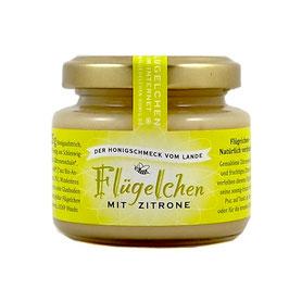 Honig mit Zitrone