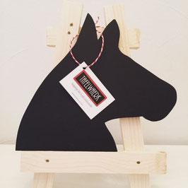 """Tafel """"Pferd"""""""