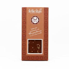 Vollmilchschokolade mit Rispenhirse