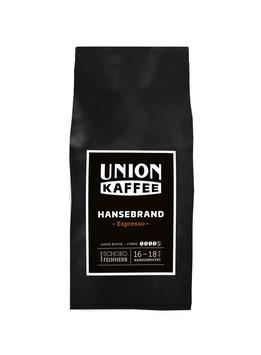 Espresso Hansebrand  (ganze Bohne)
