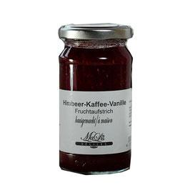 Fruchtaufstrich Himbeer-Kaffee-Vanille