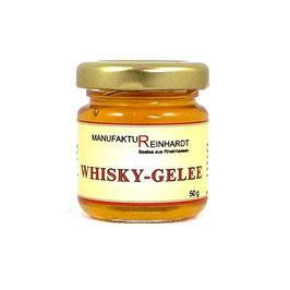 Gelee mit Whisky