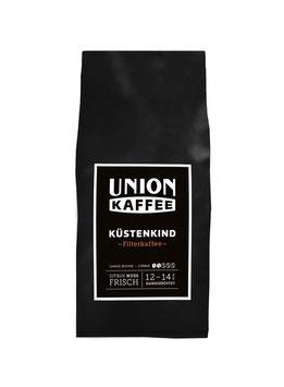 Filterkaffee Küstenkind (ganze Bohne)