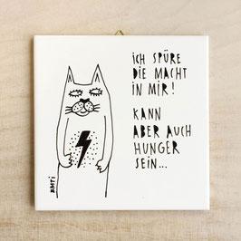 """Wandfliese """"Hunger"""""""