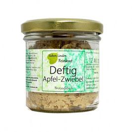 Brotaufstrich Apfel-Zwiebel