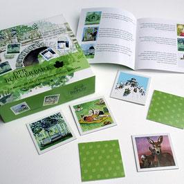 """Memo-Spiel """"Der Bürgerpark"""""""
