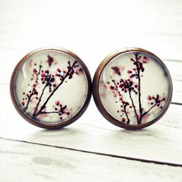 "Ohrstecker ""Cherry Blossom"""