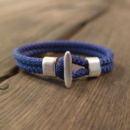 """Armband Segelseil """"blau"""""""