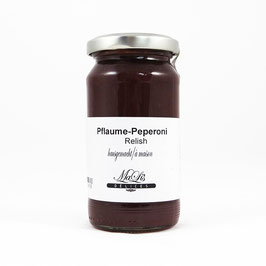Pflaume-Peperoni Relish