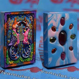 KB66/10 .  Birthday Salika  Amulet 2563