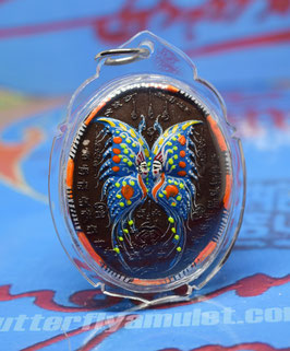 C116 .  Butterfly Locket