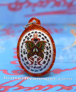 D39/01 Butterfly Locket