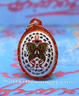 KM39/01 Butterfly Locket