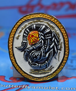 D28/01 . Scorpion Amulet