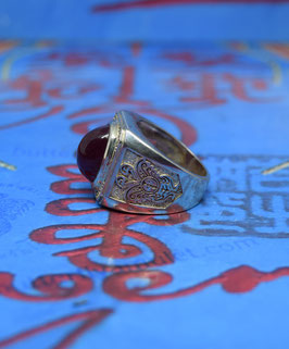 Batch D15 Temple Butterfly Ring