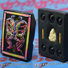 B238/01 . Butterfly with Ganesha