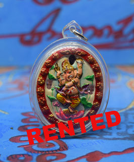 GA09/01  Waterproof Locket Amulet