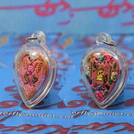 C201.  Teardrop Butterfly with Phra Phrom