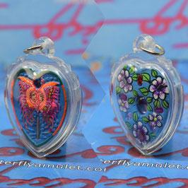 C201.  Heart Butterfly