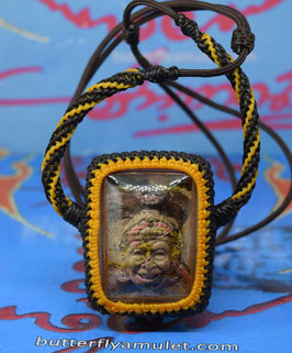 D50/01 . Center Peice Necklace with Lersi Amulet