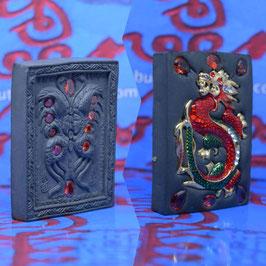 B271/01 .  Asom Block with Dragon