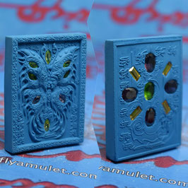 KB66/08 .  Birthday Dream Block Amulet 2563