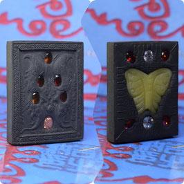B308/01 .  Roman Block Butterfly