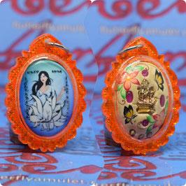TF 33/01 Locket Amulet