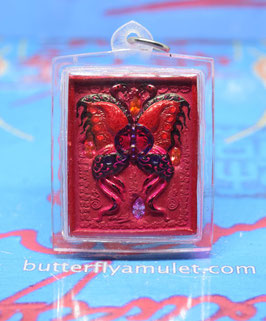 C166 .  Red Butterfly
