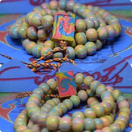 KM65/01 , 108 Temple Bead Necklace